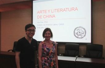Embajadores por la Cultura China 2013