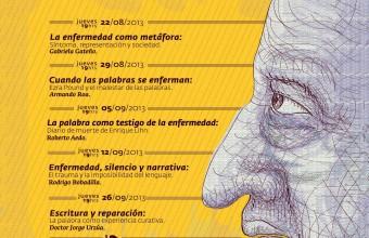 Se abrieron las inscripciones para el Seminario de Literatura: La Palabra ante la Enfermedad