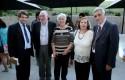 Armando Roa, Renato Espoz, Carmen Larraín, Luisa Eguiluz y Humberto Giannini.
