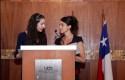 Margarita Meledandri y Gabriela Gateño.