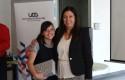 Piarrette Santander entrega premioa a María José Traslaviña