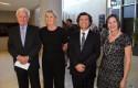 Vicente García-Huidobro, Pilar Mery, Raúl Campusano y Marianne Stein.