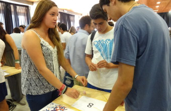 Bachillerato recibe a su generación 2014