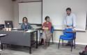 Armando Roa, Gabriela Gateño y Bernardita Neira