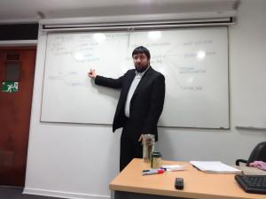 Roberto Aedo, docente del Instituto de Humanidades UDD.