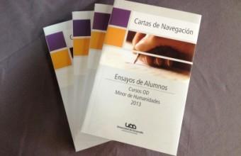 """Instituto de Humanidades presentó libro """"Cartas de Navegación"""""""