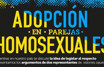Debate Adopción en Parejas Homosexuales