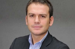 Ignacio Valenzuela, periodista deportivo de Canal 13.