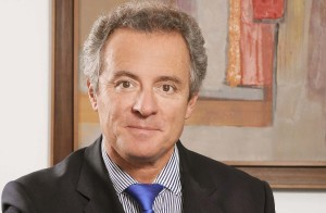 Federico Valdés, rector de la Universidad del Desarrollo.