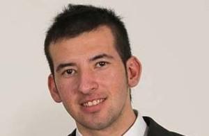 Sebastián Campos, estudiante de Ingeniería Comercial UDD.