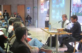 Alfredo Lewin y Hernán Rojas exponen sobre tres grandes bluesman en el Seminario