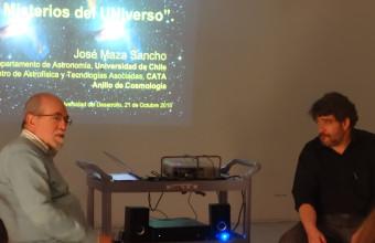 José Maza profundiza sobre los misterios del universo en El ClanDestino
