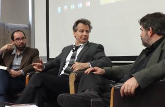 El escritor Arturo Fontaine realizó una charla magistral para los cursos OD
