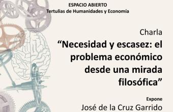 El Ciclo Espacio Abierto de Humanidades y Economía inicia el año con intervenciones