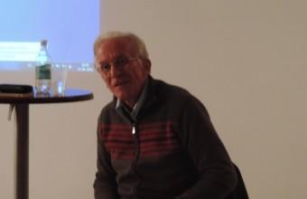Antonio Bentué estuvo en El Clandestino con la charla
