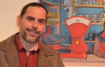 Sala UDD inaugura hoy muestra de artista local Luis Cáceres Sagués