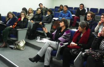 El vínculo entre la melancolía y la Escritura fue tratado en tercera sesión del Seminario