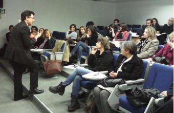 """La mirada de la medicina hacia la melancolía fue tratada en la segunda sesión del Seminario """"Literatura y Melancolía"""""""