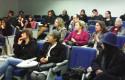 """Alumnos de la Segunda Sesión del Seminario """"Literatura y Melancolía"""""""