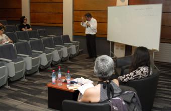 Se llevó a cabo Seminario de Literatura y Melancolía en Concepción