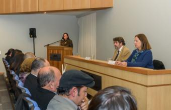 Ceremonia de titulación de los alumnos del Diplomado y Magíster en Humanidades
