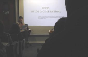 Cuarta sesión del seminario De las palabras al amor: las otras correspondencias amorosas: