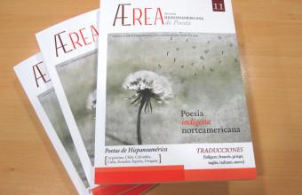 Aparición del segundo volumen de la Revista AEREA.