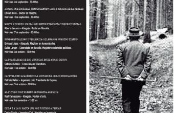"""Quinta sesión del ciclo de charlas """"El ClanDestino: la guarida del pensar"""""""