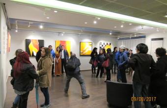 """Exposición """"Taco y aguja II"""" en Concepción"""