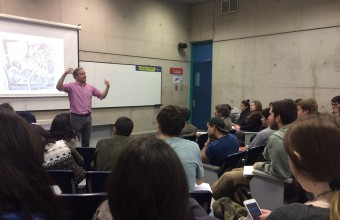 """Tercera sesión del ciclo de charlas """"El ClanDestino: la guarida del pensar"""""""