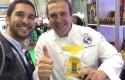 Feria Food&Service junto al Chef Mikel Zulueta.