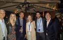 De izquierda a derecha: Gonzalo Bofill (Presidente Carozzi), Josefina Pooley (CEO Cranberry CHIC), Eric Ly (Founder Linkedin), Margarita Zenteno (CEO Tintorujo), Juan Jaime Díaz (Subdirector de El Mercurio)