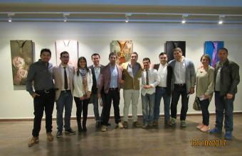 """Exposición """"El género anudado"""" en Concepción"""