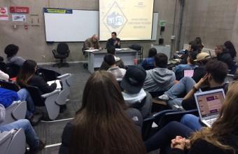 """Cuarta sesión del ciclo de charlas """"El ClanDestino: la guarida del pensar"""""""