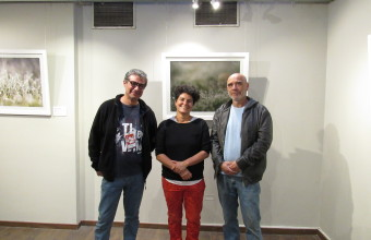 """Exposición """"Déficit de Naturaleza"""" en Concepción"""