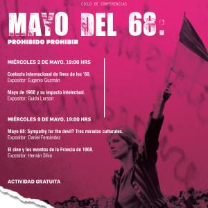 AFICHE MAYO 68