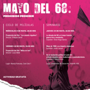 AFICHE MAYO 68 CONCEPCION Final