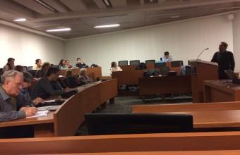 """Última sesión del ciclo de conferencias """"Mayo del 68: Prohibido Prohibir"""""""