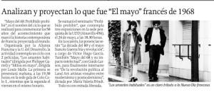 Mayo del 68 CCP - El Sur de Concepción - 08.05