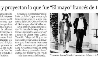 """Analizan y proyectan lo que fue """"El mayo"""" francés de 1968 - Diario El Sur de Concepción"""