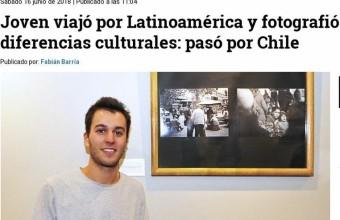 Joven viajó por Latinoamérica y fotografió las diferencias culturales: pasó por Chile - BioBioChile