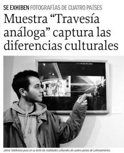 Expo Travesía Análoga - El Sur de Concepción - 15.06
