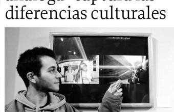 """Muestra """"Travesía análoga"""" captura las diferencias culturales - Diario El Sur de Concepción"""