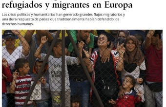 La nueva ola política contra los refugiados y migrantes en Europa - Guido Larson - Pauta.cl