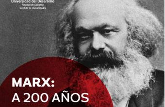 """Conferencia """"MARX: A 200 años de su legado"""""""