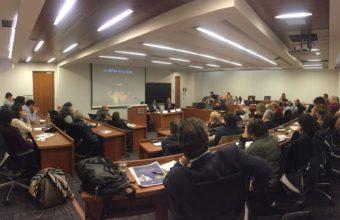 """Primera sesión del ciclo de conferencias """"Religiones Comparadas"""""""
