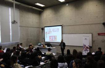 Instituto de Humanidades conmemoró a Gabriela Mistral