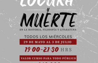 Curso: Amor, Locura y Muerte en la historia, filosofía y literatura