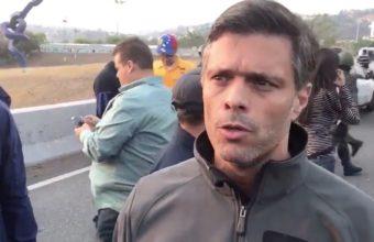 Entrevista a Guido Larson, cientista político, sobre crisis en Venezuela - El Conquistador