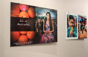 Alumnos de escuela chillaneja inauguran exposición fotográfica en la UDD
